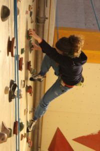 Topreb klatring i odense klatreklub