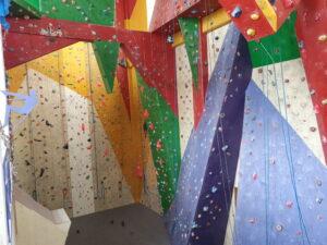 høje væge i odense klatreklub